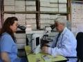 04- Sala de Médicos Residentes- Microscopio de doble cabezal
