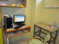 consultorio de la guardia de pediatria